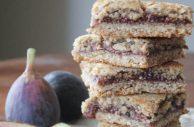 Овсяное печенье-батончик с начинкой